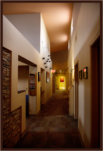 Office of the Las Cruces Eye Doctor Dr. Hernandez