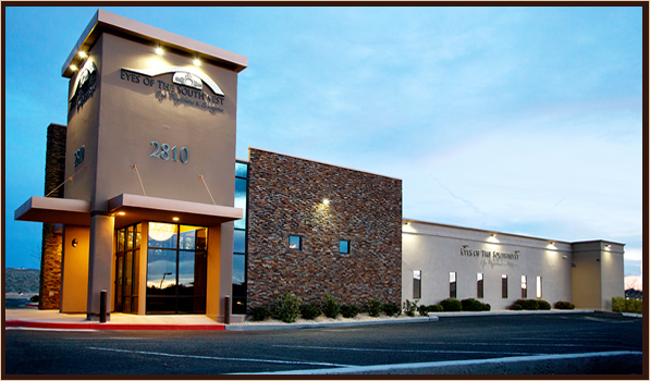 eyes of the Southwest Optometry Offices in Las Cruces